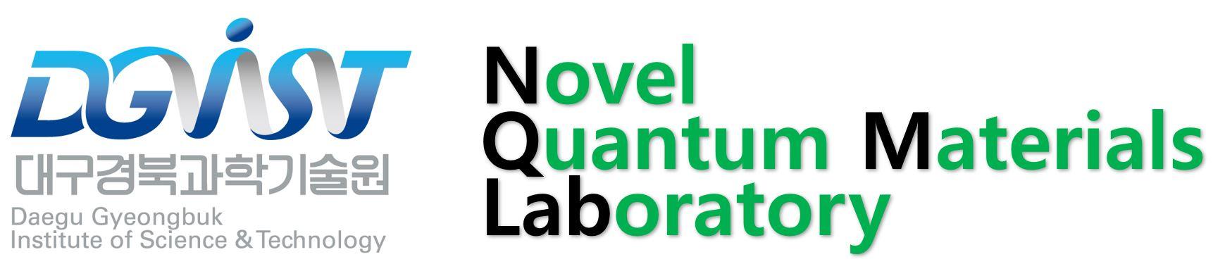 Novel Quantum Materials Laboratory